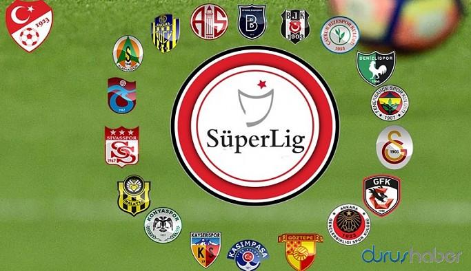 TFF ve Kulüpler Birliği'nden Süper Lig'in kaderini belirleyecek toplantı