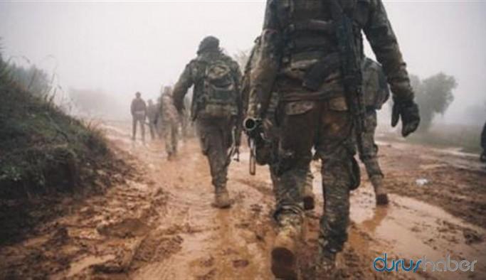 TSK'den Suriye Ordusu noktalarına saldırı