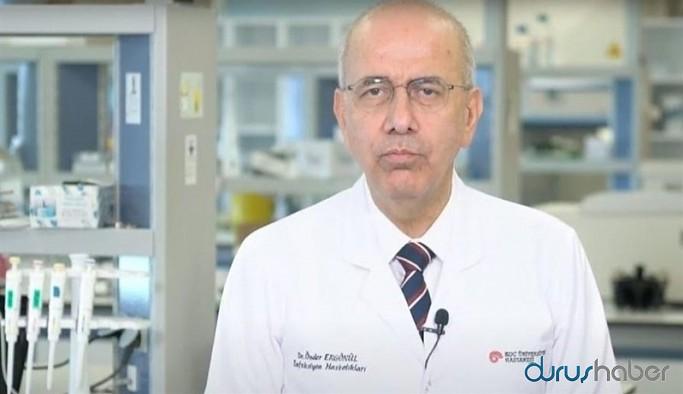 Türkiye Bilimler Akademisi üyesi Prof. Ergönül: Bakanlığın araştırmaları engellemesini anlamıyoruz