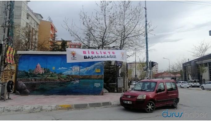 Van'da HDP'ye yasak, AKP'ye serbest