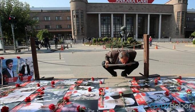 10 Ekim Davası Avukat Komisyonu: Davutoğlu 'üzgün' ise katliamdaki rolünü anlatsın