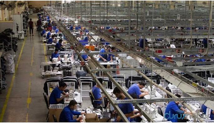 2 işçinin koronaya yakalandığı fabrikada üretim sürüyor