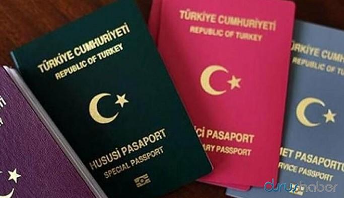 28 bin pasaporta konulan idari tedbir kaldırıldı
