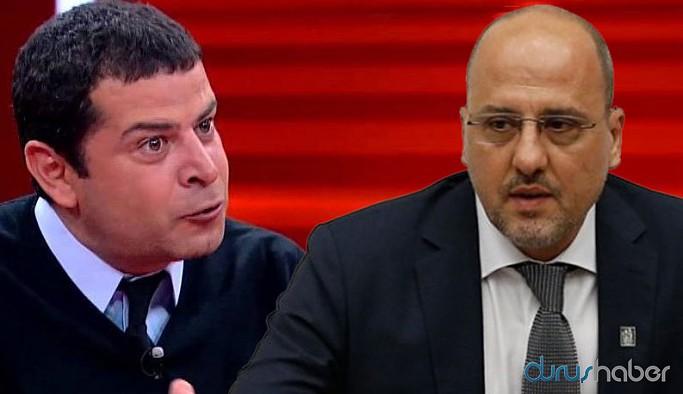 Ahmet Şık ile Cüneyt Özdemir arasında HDP tartışması