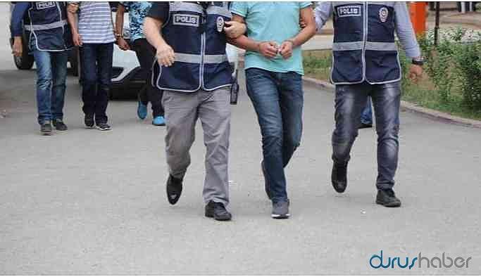 AKP binasına molotoflu saldırıyla ilgili 6 gözaltı