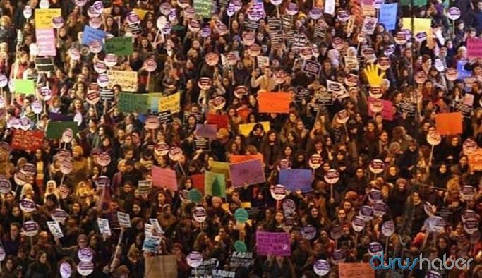 AKP döneminde 7 bin 500 kadın öldürüldü