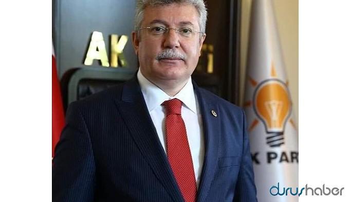 AKP Grup Başkanvekilinin koronavirüs testi pozitif çıktı