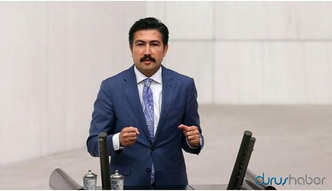AKP'li Özkan 'savunma yürüyüşü'nü hedef gösterdi