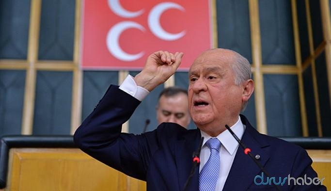 Bahçeli: Kılıçdaroğlu, HDP yürüyüşüne katılacak mı?