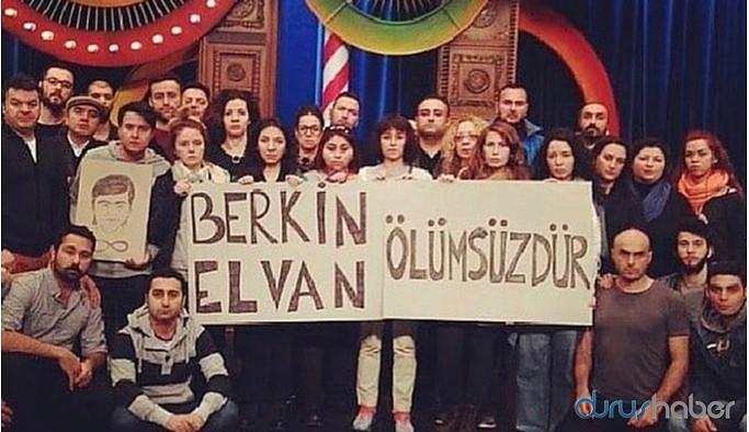 'Berkin Elvan Ölümsüzdür' pankartını hedef gösteren trollere Ali Sunal'dan yanıt