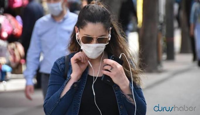 Beş ilde daha maskesiz sokağa çıkmak yasaklandı