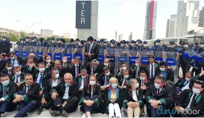 HDP Grup Başkanvekili Beştaş: 100 bin avukatın iradesi engelleniyor