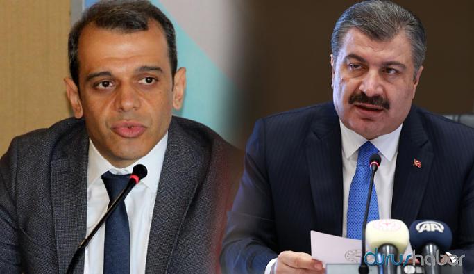 Bilim Kurulu üyesi Alpay Azap'tan Bakan Koca ile çelişen 'vaka artışı' açıklaması