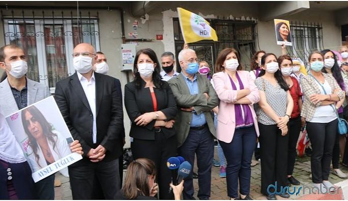 Pervin Buldan: Yürüyüşün sonunda barış ve demokrasi var
