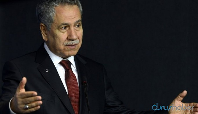 Arınç'tan dikkat çeken MHP yorumu: Talimat var, söyleyemem