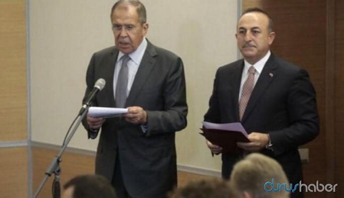 Çavuşoğlu ve Lavrov'un katılacağı Bakanlar Zirvesi ertelendi