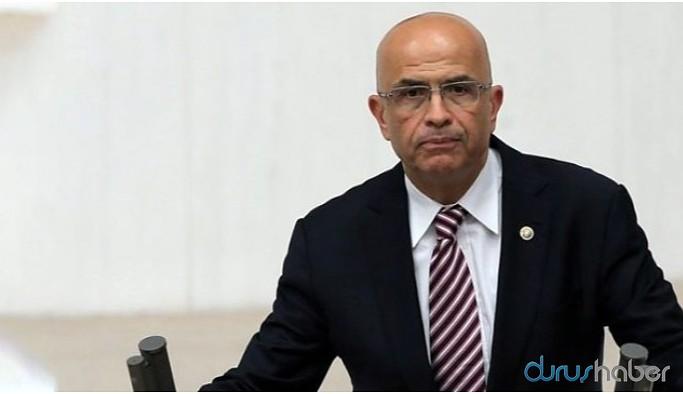 CHP'li Enis Berberoğlu tutuklandı