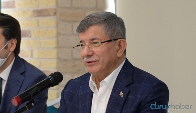 Davutoğlu'ndan büyük itiraf: Başbakanken ihalelerde nelerin döndüğünü gördüm, müdahale edecektik...