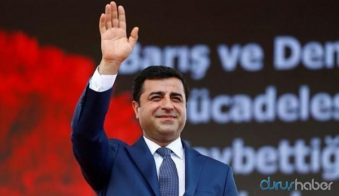 Demirtaş'tan ittifak ve 'HDP'de kenetlenme' çağrısı