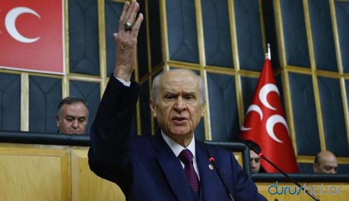 Bahçeli'den AYM'nin Demirtaş kararına tepki