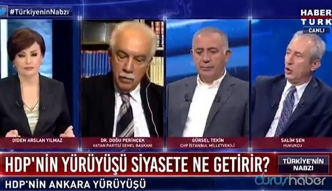 Sunucu Didem Arslan Yılmaz, 'HDP'lilerin neden konuk edilmediğine' yanıt verdi