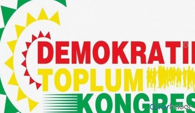 DTK: AKP halkın iradesine müdahale ederek çıkış arıyor