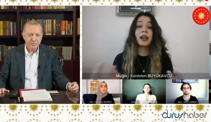 Erdoğan'ın video konferansına 'dislike' yağdı, '#OyMoyYok' protestosu başlatıldı