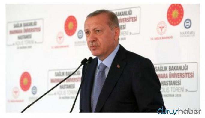 Erdoğan: Vaka ve vefat sayılarında bir miktar artış gözleniyor