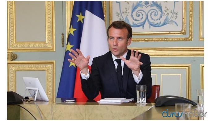 Fransa: Türkiye, Libya ambargosunu ihlal ediyor