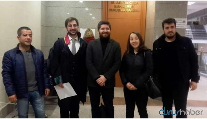Gazeteci Rıfat Doğan'ın duruşması ertelendi