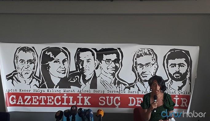 Haberin Var Mı İnisiyatifi'nden tutuklu gazetecilerin davasına çağrı