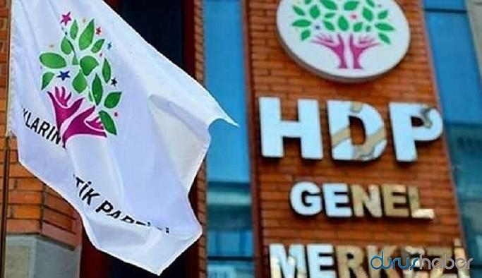 HDP'den peş peşe tepkiler geldi