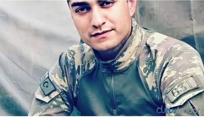 Heftanin'de 1 asker hayatını kaybetti