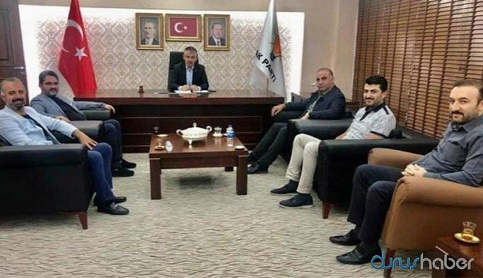 İl müdürlerinin AKP ziyaretlerine tepki