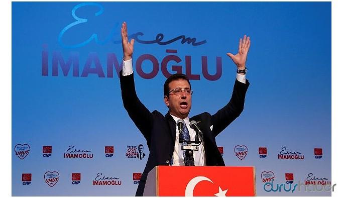 İBB Başkanı İmamoğlu: Hakkımı helal etmiyorum