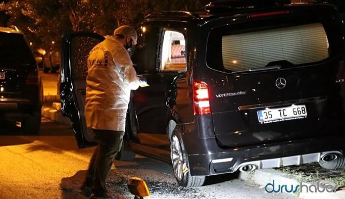 İnsan Hakları Federasyonu Başkanı'nın aracına silahlı saldırı