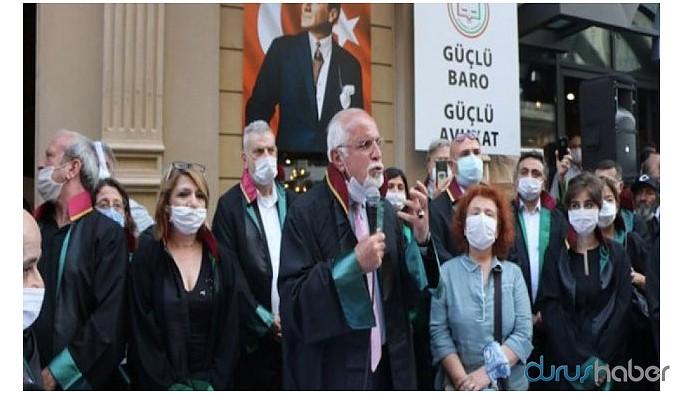 İstanbul Barosundan  'Savunma Mitingi'ne davet