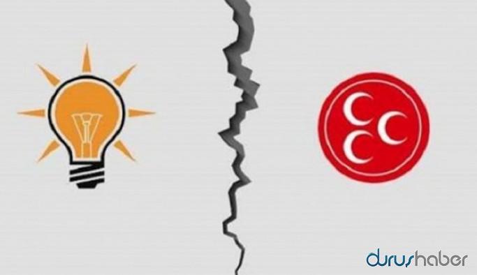 İttifakta çatlak ilçeyi karıştırdı... AKP'li üyeler MHP'li başkanın talebine onay vermedi