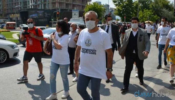 İzmir Barosu Başkanı: 5 değil 555 baro yapsalar biz gerçekleri söylemeye devam edeceğiz