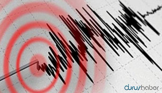 Koronada ikinci dalga paniği yaşayan ülkede 7.4 büyüklüğünde deprem