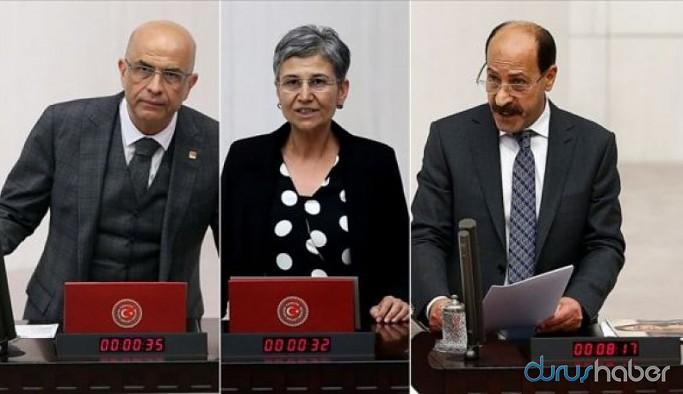 Mahkemenin milletvekilliklerinin düşürülmesi hakkında emsal kararı ortaya çıktı