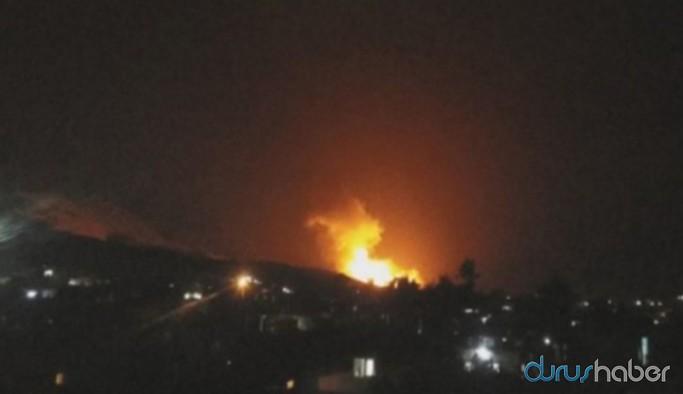 Mahmur, Şengal ve Kandil'e bombardıman düzenlendi