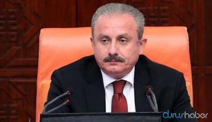 Meclis Başkanı Şentop'tan milletvekilliği düşürülen 3 isimle ilgili açıklama