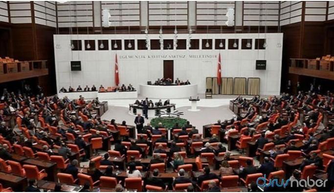 Meclis'e 16 dokunulmazlık fezlekesi gönderildi