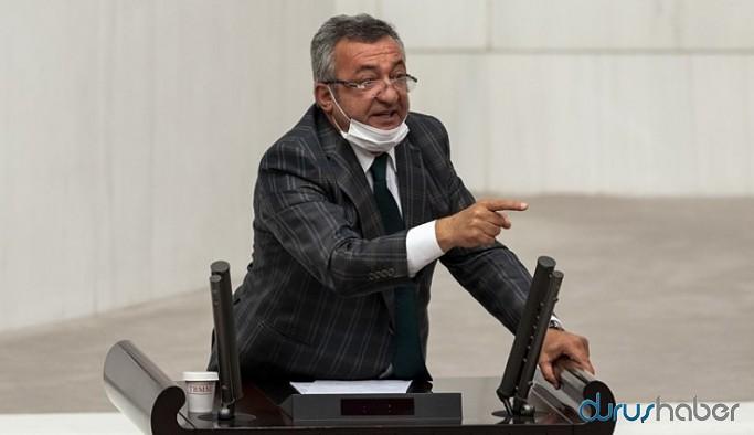Meclis'te tansiyon yükseldi: AKP ve CHP arasında sert tartışma