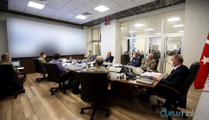Milli Savunma Bakanlığı: TSK komandoları Haftanin'de