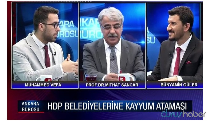 HDP Eş Genel Başkanı Sancar: PKK ile hiçbir ilişkimiz yok