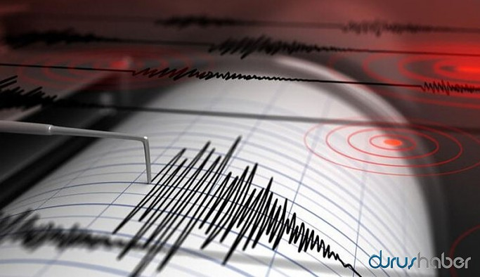 Muğla'da 4,4 büyüklüğünde deprem