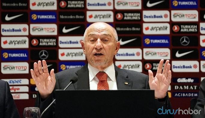 TFF Başkanı Nihat Özdemir'den istifa kararı