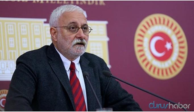 HDP'li Oluç: 'FETÖ' broşürlerindeki 'KCK' ibaresini kaldırdınız